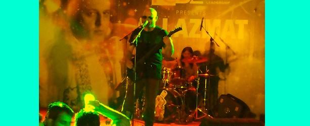 Ali Azmat Leaves Audience Rock-Struck At Karachi Gig