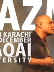 Live at Baqai University karachi